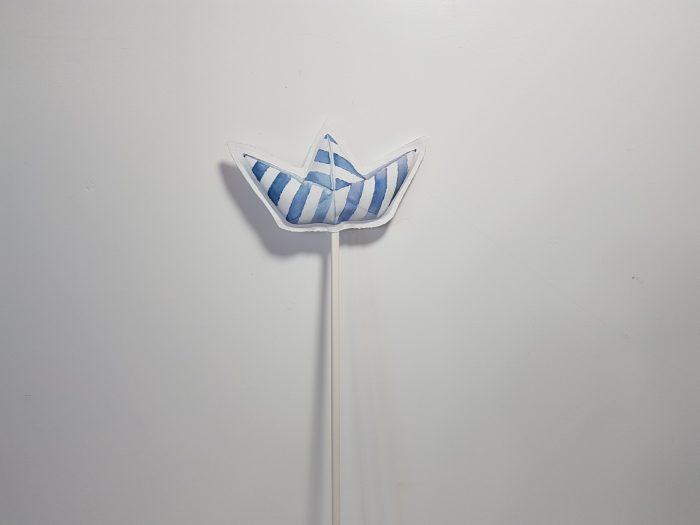 Καραβάκι 3D σε στικ για διακόσμηση.
