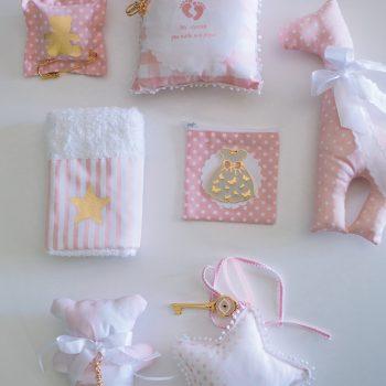 Γούρια για νεογέννητα κορίτσια